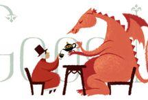 Love Google Doodles!