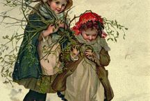 ART ~ Lizzie Lawson (1867-1902)