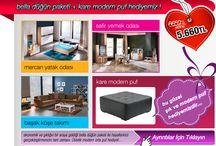 Düğün Paketleri Tarz Mobilya / http://www.tarzmobilya.com/menu/88/2013-D%C3%BC%C4%9F%C3%BCn-Paketleri