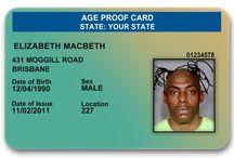 Novelty ID / Mr Novelty ID range of custom novelty ID cards.