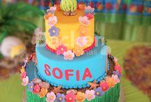 Pasteles de Fondant para Niñas / Pasteles de Fondant para niñas, Pasteles de Fondant para niñas en Guadalajara, Pasteles de Fondant para niñas en Zapopan, Llamanos (33) 11883388 www.backen.mx