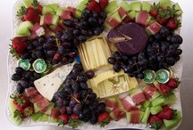Cheese and Charcuterie Presentations / by Your Stamping Teacher