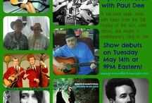 My Front Porch on Groovy Reflections Radio! / Paul Dee spins GRoovy folk centric tunes with a new show every week on Groovy Reflections Radio. Catch him on Tuesdays 9PM Eastern/6PM Pacific, Thursdays 7PM Eastern/4PM Pacific, and Saturdays 10AM Eastern/7AM Pacific on Groovy Reflections Radio ... www.groovyreflectionsradio.com #GRoovy #60's #70's #rock #pop #music #folk #americana #celtic #singersongwriter
