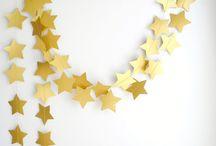 Étoiles /Nuages
