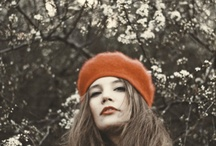 How to Style Berets / Outfit inspo for styling beret hats.