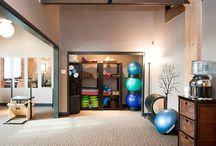 fitness studio ideas