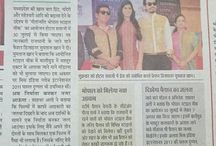 Media Coverage / Fashion Designer Mumtaz Khan and his work in News