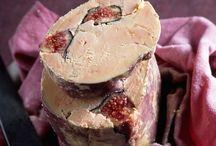 foie gras et terrine
