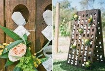 Spring / by ONEHOPE Weddings