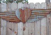 Use for corrugated metal