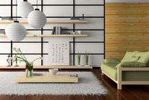 Japanese Interior Design / Collection Japanese interiors