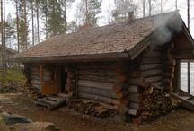 Savusauna - Smoke sauna - Saunologia.fi / Savusaunoja, smoke saunas and black banyas.