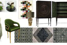 Products We Love / Interior Design | Accessories | Furniture | Wallpaper | Lighting