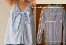 DIY vêtements