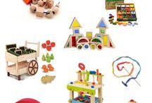 Natural Toy Guides / Natural Baby and Children's Toy Guides