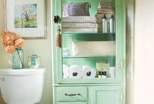 Guest Bathroom / by Shellie Costain