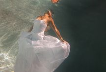 Underwater portraits of inspirations