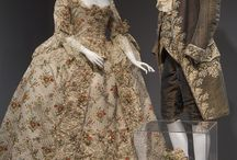 Court Clothes / Gowns: Court Attire / by Sew 18th Century