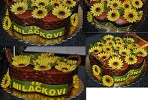 Dorty Paskov / Dortování, tvorba z marcipánu a vše kolem pečení