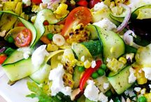 Salads and Dressings...