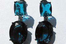 CHARME / Gioielli in Argento 925 e Cristalli multicolor