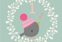 Advent / Advent countdown to Christmas