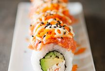 Culture: Japan - Sushi / Japanese sushi / by Wendy Wierenga