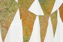 Olde Worlde Maps / by Nancy Georges