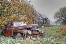 Abandoned / Verlassen & Vergessen / by Falk Hedemann