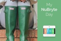 My NuBryte Day / We asked NuBryte users to spill the beans on what they love most about their NuBryte Smart Homes!