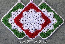 Crochet Xmas stuff