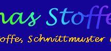shops / Shops für Stoffe und Nähzubehör, vorwiegend deutsche Läden