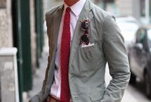 Chino rouge: styles / Chino rouge: styles & look