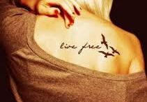 Tattoos / by Erin Finley
