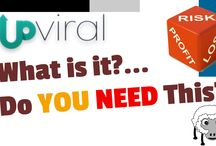 Upviral Review & Bonus / Upviral Review videos and content showcasing how Upviral can literally multiply your online traffic and lead generation virally.