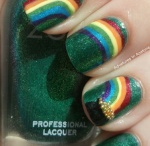 St Patrick's Day Nails / by Ann Streharsky