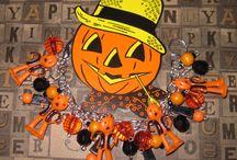Vintage Style Halloween / by Jynxx