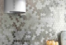 Color Inspiration: Metallic Tones & Textures / by The Tile Shop