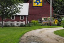 Barn quilts / by Sharon Smith