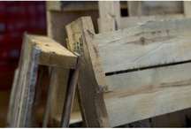 Pallets / by Melissa Wilcox