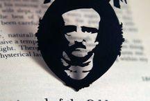 Edgar Allan Poe  / by Autumn Soleil