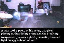 Strange things. I love them. :)