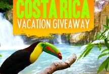 The Ultimate Costa Rica Vacation Giveaway / Enter to win a 7-night tour package to Costa Rica!  / by BookIt.com®