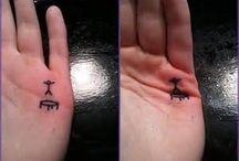 Minik dövmeler
