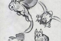 Animales magicos
