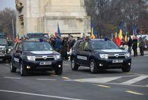 Dacia la Parada Națională de 1 Decembrie / Suntem onorați că am participat la parada națională de 1 Decembrie 2013.