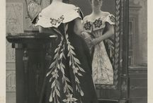 Fashion History / Real photos and styles throughout the history of fashion design.