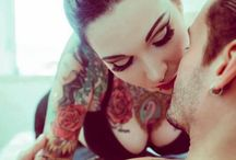 Body Art / Tattoos / by Angie Uzelac