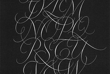 Fonts / Different Lettering styles