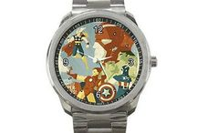 Basket Hill Science Fiction / Geek Watches / by Denise's Basket Hill Watchs & Trinkets